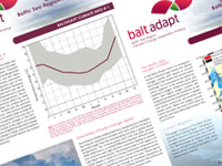 New bulletin series: Baltadapt Climate Info